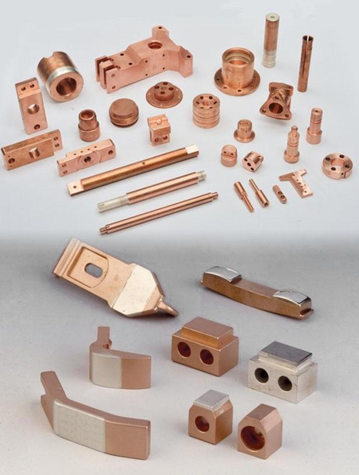 Brass Copper Turned Parts Manufacturer