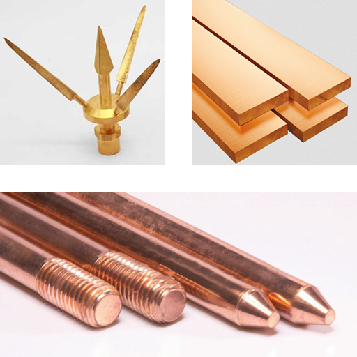 Electrical Cable and Earthing Components
