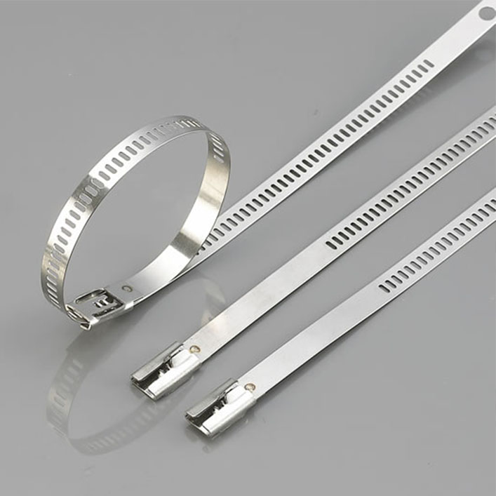 Stainless Steel Cable Ties Manufacturer