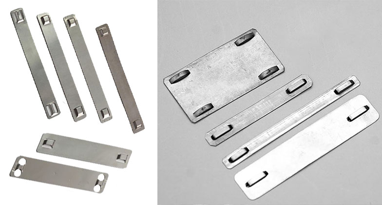 Stainless Steel Cable Ties - Marker Supplier