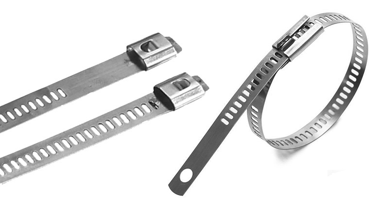 Stainless Steel Ladder Cable Ties Manufacturer