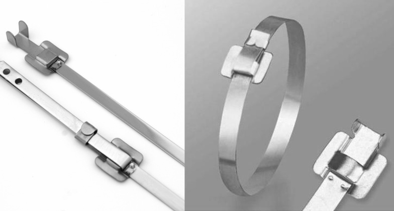 Stainless Steel Releasable Cable Ties Supplier