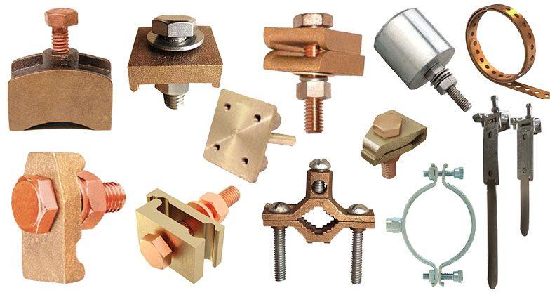 Bonds & Clamps Manufacturer & Supplier