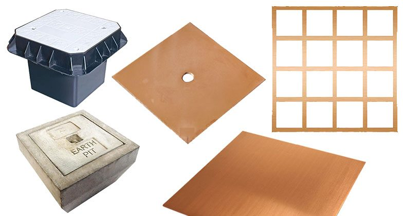 Earth Plates, Pits, Latice Supplier